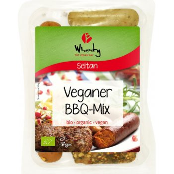 Vegan BBQ Mix Organic, 200g