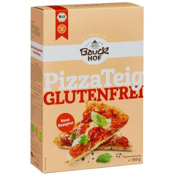 Baking Mix Pizza Dough Gluten Free Bio, 350g