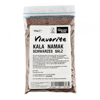 Salt Kala Namak Black Salt, 150g