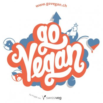 Sticker: Go Vegan Gross