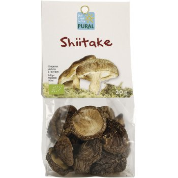 Mushrooms Shiitake Dried Organic, 20g