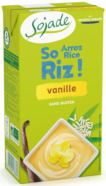 so rice dessert vanille organic 530g. Black Bedroom Furniture Sets. Home Design Ideas