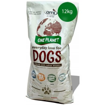 AMI Dog Dry Food Vegetarian / Vegan, 12,5kg