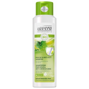 Shampoo Frische & Anti-Fett, 250ml