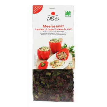 Seaweed and Sea Lettuce Mixed Salad Organic, 40g