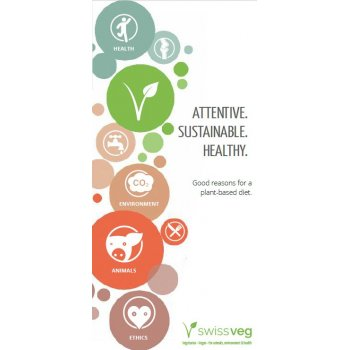Leaflet: Attentive. Sustainable. Healthy.