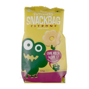 Futterkeks Snackbag Lemon Cookie Organic, 125g