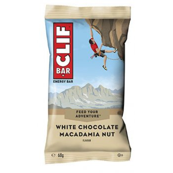 Energieriegel CLIF Bar White Chocolate Macadamia, 68g