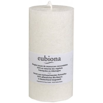 Candles Pillar Candle 7,5  x 15cm White