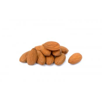 Almonds Brown Organic, 2,5kg