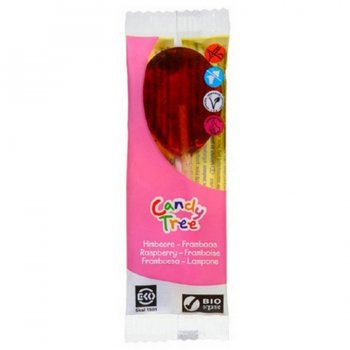 Lolly Rasberry Organic, 13g