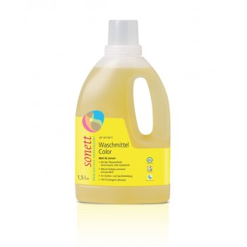 Laundry Liquid 30–60 °C COLOR, 1,5l