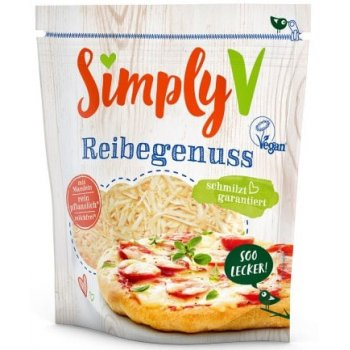 Simply V Pizza Shreds, 200g