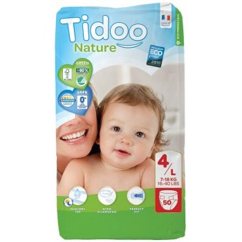 Eco Nappies Night & Day Maxi 7-18kg