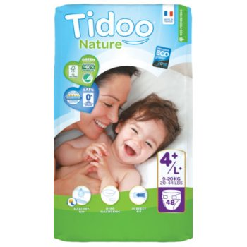 Eco Nappies Night & Day MaxiPlus 9-20kg