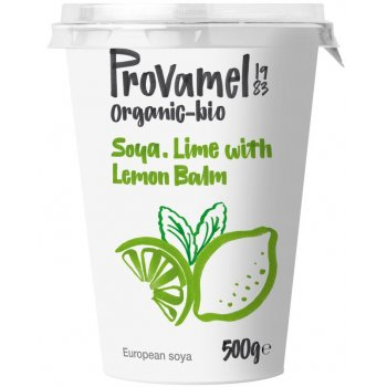 Soya Lime and Lemon Balm Organic, 500g
