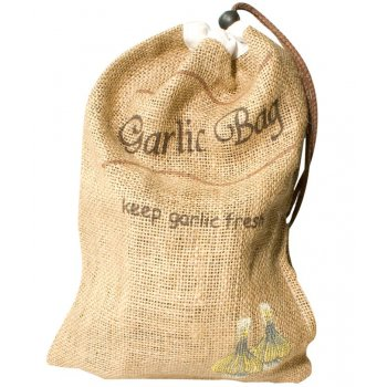 Bag for Garlic made from Jute