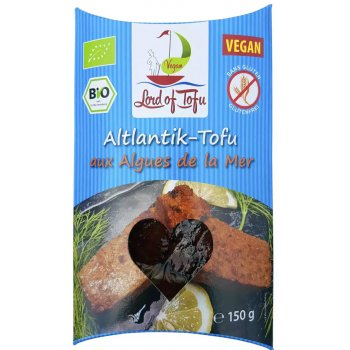 Atlantik Tofu aux Algues de la Mer Alternative Végé au Saumon, Bio, 150g