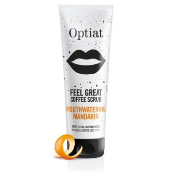 "Exfoliant de Café ""Feel Great"" Mandarine, 220g"