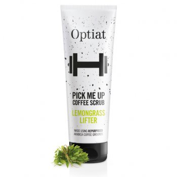 "Exfoliant de Café ""Pick me up"" Citronnelle, 220g"