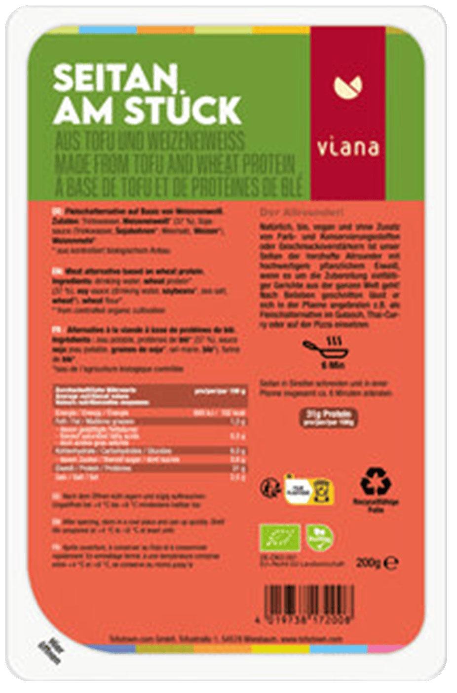 how to make seitan from wheat flour