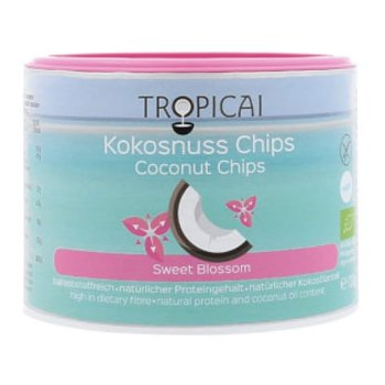 Coconut Chips Sweet Blossom organic and fairtrade, 120g