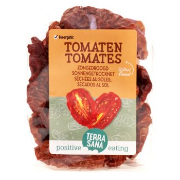 Tomatoes Dried Organic, 100g