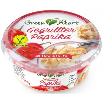 Fresh Cream Grilled Paprica Organic, 150g