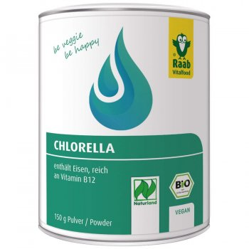 Chlorella Powder Organic, 150g