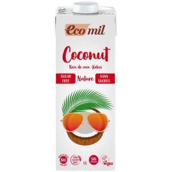 Coconut Milk Drink Without Added Sugar Organic, 1l