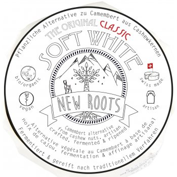 New Roots Soft RAW (ripened for 3-4 weeks) Organic, 115g