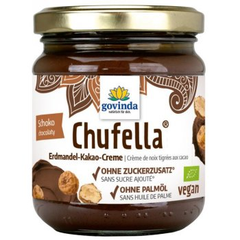 Chufella Sweet Tiger Nuts Spread Organic, 220g