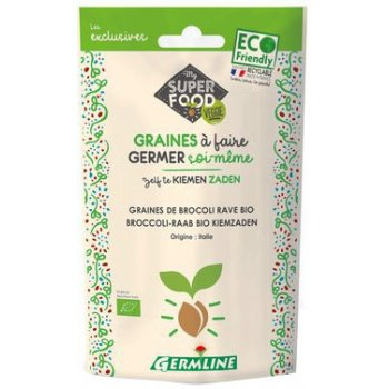 Sprouted Seeds Broccoli Organic, 150g