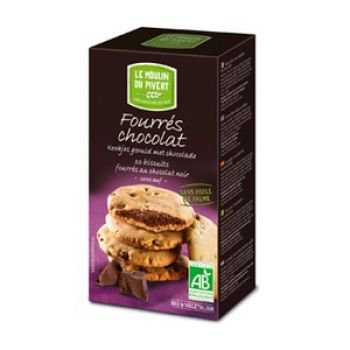 Cookies Chocolate Organic, 175g