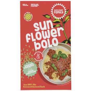 Sunflower Bolognese with Herbs Organics, 131g