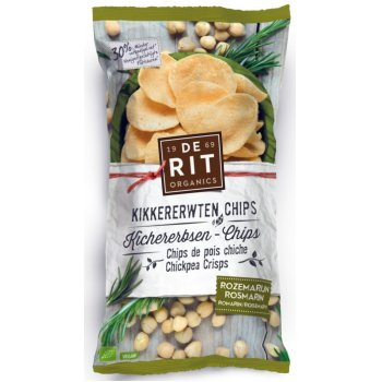 Chips Chickpeas Rosemary Organic, 75g