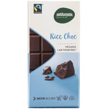 Rice Milk Chocolate Spécial Pure Organic, 100g