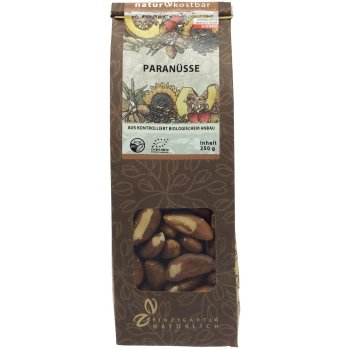 Brazil Nut Raw Food Quality Organic, 250g
