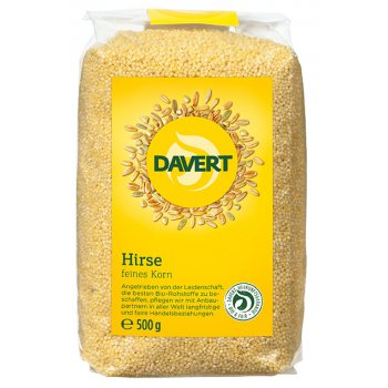 Millet Seed Raw Food Quality Organic, 500g