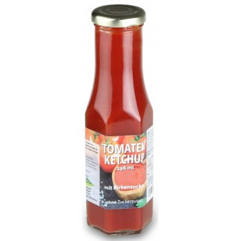 Ketchup No added Sugar, 256ml