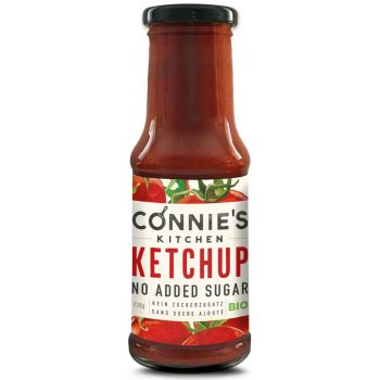 Ketchup No Added Sugar Organic, 240g