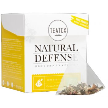 Teatox DEFENSE Natural Defense Tee Bio, 12 Beutel