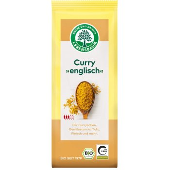 Curry Anglais Bio, 50g