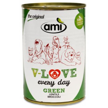 Nassfutter Ami V-Love GREEN Every Day Vegetarisch / Vegan, 400g