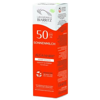 Algamaris Sonnenmilch LSF 50 Dispenser Bio, 100ml