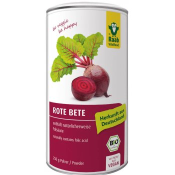 Beetroot Powder Organic, 250g