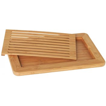 Bamboo Kitchen Aid Bread Cutting Board, 38 x 25cm