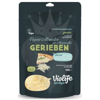 Violife with Mozzarella Flavour Grated, 200g