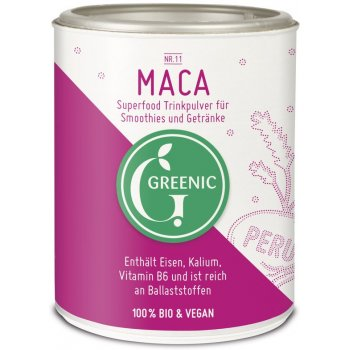 Maca Powder Organic, 120g