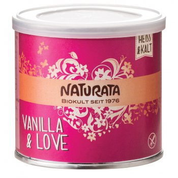 Coffee Instant Vanilla & Love Grain Coffee Organic, 90g